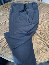 Womens Scrub Pants Size Xl Gray Color By Ohmm
