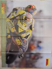 Poster VALENTINO ROSSI HONDA 50X70 CM [AS3] - 196