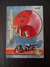 Rare Ty Beanie Babies Series III S3 Limited Edition Osito Tear A Bear BBOC Card