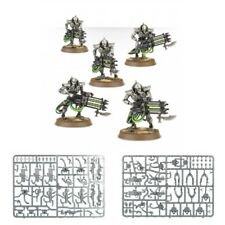 Necron IMMORTALS Squad New & On Sprue Warhammer 40K