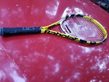 Babolat Contact Team Tennis Racquet Racket *Used Nice. See pics for Condition.