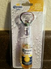 "Corona Extra Replica Floating lime in Bottle 5.25 "" Bottle Opener*NEW IN PACKAGE"