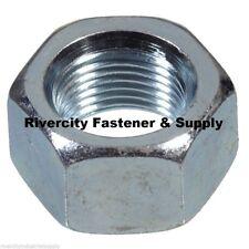 (50) M10-1.25 or 10mm Metric FINE Thread Hex Nut Steel Din 934 GRADE 10.9