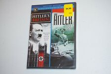 Military History Collectors Set: Hitlers Britain/How Hitler Lost the War (DVD, 2