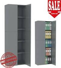 Tall Storage Cabinet Furniture Cupboard Kitchen Larder Storage Pantry Large Unit