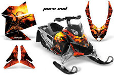 SKI-DOO REV XP SNOWMOBILE SLED GRAPHICS KIT WRAP CREATORX DECALS PE