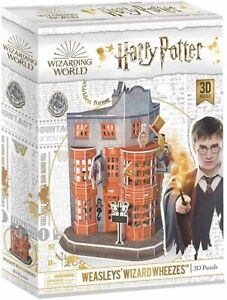 Harry Potter Weasley's Wizard Wheezes 62pc 3D Puzzle