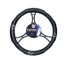 New NFL Atlanta Falcons Synthetic leather Car Truck Steering Wheel Cover