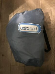 Aerobed ultra divan single twin airbed inflatable works perfectly