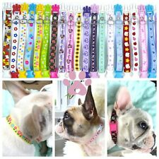 Allbreeds Puppy I.D Whelping Collars, Adjustable, Whelping Band Kit Dog Breeding