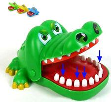 Random New Arrive Crocodile Mouth Dentist Bite Finger Game Funny Toy Hot