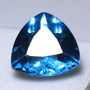 5.00 Cts  Unheat Natural Aquamarine Natural Aquamarine Beautiful Blue Color Loose Gemstone Size 17X7X5 mm Aquamarine Jewelry Making A2