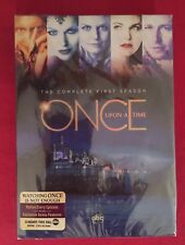 Once Upon a Time: The Complete First Season DVD USA Brand New Sealed