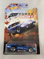 Hot Wheels - Forza Horizon 4 Shelby Cobra Daytona Coupe - Diecast 1:64 Scale