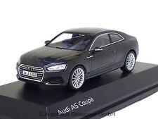 Audi A5 Coupe 2016 1:43 Manhattangrau 5011605433 Modellauto Minimax Grau
