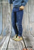 ACNTOYS 1/6 ACN001P Jeans Pants Male Clothes 12'' Phicen Hottoys Figure Accessor