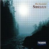 The Essential Sibelius (Finladia/Symphony No 1 etc (2CD 1996) Warner