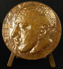 Medaille à Gabriel Péri résistant fusillé à la forteresse du Mont-Valérien medal