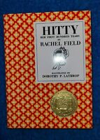 Hitty : Her First Hundred Years, Hardcover by Field, Rachel, Brand New, Free ...