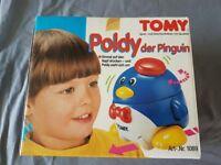 Tomy Big Fun 1089 Poldy der Pinguin / Percy Penguin Neu & Ovp