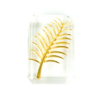 Palme d'Or Award, Cannes Film Festival Awards Gold Plated Replica Trophy DHL