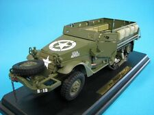 HALFTRACK M3 PERSONAL 1/24 ARDENY 1944 USA ARMY WW 2 , KADEN , GONIO , WORLD WAR