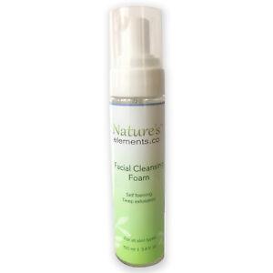 Acne Treatment 2% Salicylic Acid Face Wash Cleanser Foam Exfoliater Soap 100ml