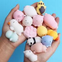 Cute Kid Mochi Squishy Cat Squeeze Healing Kawaii Toy Stress Reliever  Lot