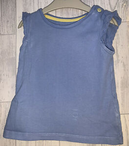 Girls Age 9-12 Months - Mothercare Summer Top