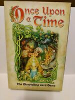 Once Upon A Time The Storytelling Card Game - Atlas Games - 2-6 Players -  New