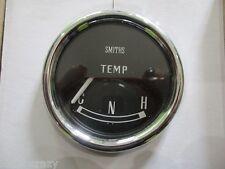 Smiths Indicador De Temperatura, cara 50MM Negro con cromo, Mini, MG, 13H4460