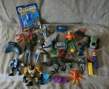 Junk Drawer Bottom of Toy Box Mixed Toy Lot