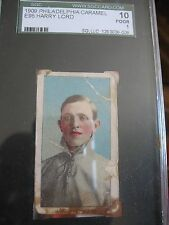 1909 E95 Harry Lord SGC 10 Poor