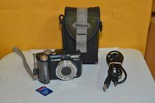 Canon PowerShot A640 10.0MP Digital Camera - Black