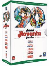 Dvd ANNI NOVANTA 90 - Parte 02 - (Box 5 Dvd Film) .....NUOVO