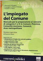 L'impiegato del comune - maggioli - concorsi pubblici - XXVII ediz. 2007