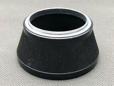 ZEISS Ikon VEB 20603 49mm Bakelite Lens Hood for Pancolar 1.8/50 FLEKTOGON 35mm