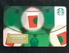 Starbucks Card #6171 - Cup Ornaments 2019