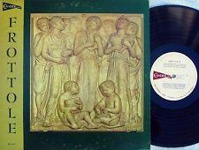 Frottole: Works by Mantovano/Cara/Bartolomeo (Candide CE 31017) Monterosso