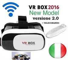 VR BOX 2.0 Occhiali Realtà Virtuale 3D Virtual Reality + Gamepad Bluetooth