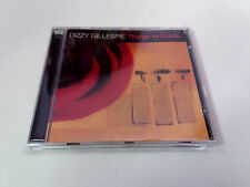 "DIZZY GILLESPIE ""THINGS TO COME"" CD 11 TRACKS COMO NUEVO ALUMNI ALL-STAR BIG BAN"