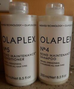Olaplex No.4 and No.5 (8.5 fl oz)