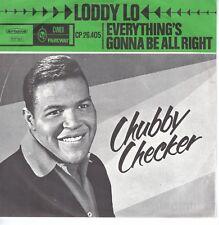 7inch CHUBBY CHECKER loddy lo HOLLAND EX (S1859)