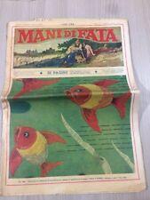Rivista Femminile Mani Di Fata Aprile 1933