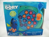 Disney Pixar Finding Dory Shell Collecting Game Cardinal NEW Free Shipping!