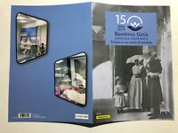 2019 Folder Congiunta Vaticano 150° Ospedale Pediatrico Bambin Bambino Gesu'