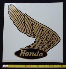 Honda Wing Decal Sticker~Original 70's Vintage~Motorcycle AMA AHRMA Racing