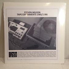 STEVEN WILSON - TAPE EXPERIMENTS 1985/ 1986 LP - RARE OOP SEALED PORCUPINE TREE
