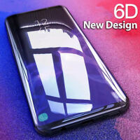 Tempered Glass Screen Protector Cover For Samsung Galaxy S8 S9P Note8 Phone Accs