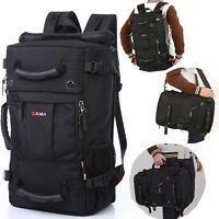 Waterproof Travel Bag Backpack Satchel Schoolbag Shoulder Bag Rucksack Luggage